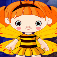 Free online flash games - G4k Butterfly Girl Escape game - WowEscape