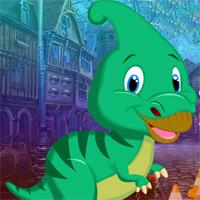Free online flash games - Parasaurolophus Dinosaur Escape game - WowEscape