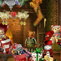 Santas Cabin Hidden247