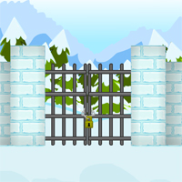 Free online flash games - MouseCity Frozen Escape