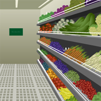 Free online flash games - Escape From Woolworths Supermarket