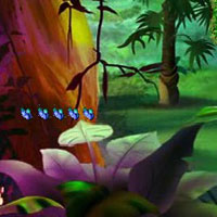 Free online flash games - Fantasy Adventure Forest Escape