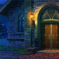 Free online flash games - Avm Halloween Dark Palace Escape