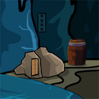 Free online flash games - GFG Abandoned Cave Escape