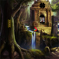 Free online flash games - Magic Fantasy Forest Escape