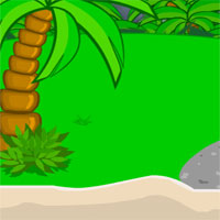 Free online flash games - SD Escape Crazy Beach