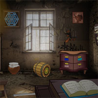 Free online flash games - Yolk Borgvattnet House Escape