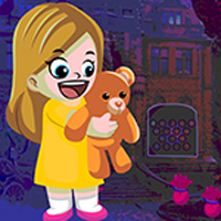Free online flash games - Games4King Jovial Girl Rescue