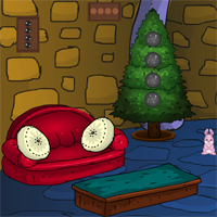 Free online flash games - Games4Escape Christmas Day Escape game - WowEscape