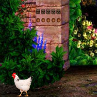 Free online flash games - Mirchi To help the Hen