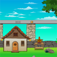 Free online flash games - Queen Bee Rescue game - WowEscape