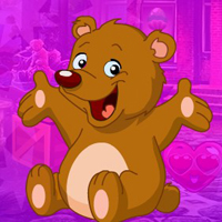 Free online flash games - G4K Ecstatic Bear Escape