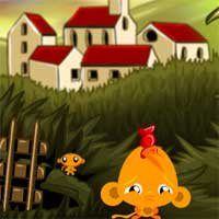 Free online flash games - MonkeyHappy Monkey Go Happy Stage 172 game - WowEscape