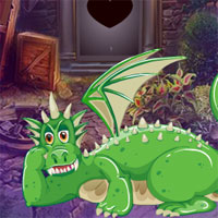 Free online flash games - G4K Lazy Dragon Escape Game game - WowEscape