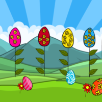Free online html5 games - G2M Eggs Land Escape game