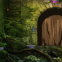 Free online flash games - Games4Escape Abandoned Bridge Escape