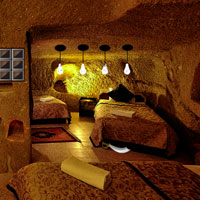 Free online flash games - Dream Cave House Escape