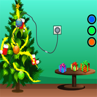 Free online flash games - Christmas Day 1 game - WowEscape
