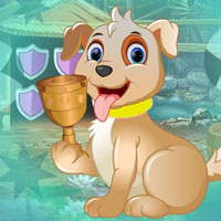 Free online flash games - G4K Champion Puppy Escape
