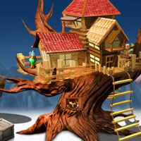 Free online flash games - Top10 Escape From Sea House