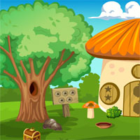 Free online flash games - Games4King  Turkey Mascot Rescue game - WowEscape