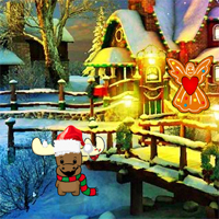 Free online flash games - G2R Santa Secret Gift Escape