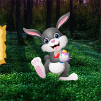 Free online flash games - Easter Bunny Forest Escape