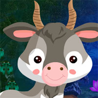 Free online flash games - G4k Capra Escape game - WowEscape