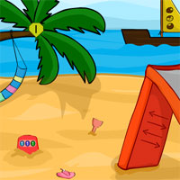 Free online flash games - NSR Beach Quest Resort