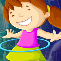 Free online flash games - G4K Hoop Playing Girl Rescue game - WowEscape
