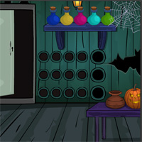 Free online flash games - NsrGames Halloween Party 3