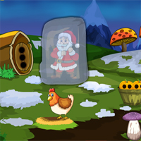 Free online flash games - Games4Escape Go Santa Claus Go 2