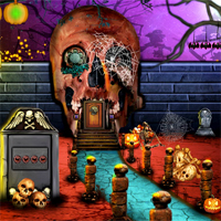 Free online flash games - NSREscapeGames Halloween Escape 2018 Chapter 3 game - WowEscape