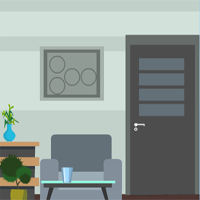 Free online flash games - Games4Escape Office Reception Escape