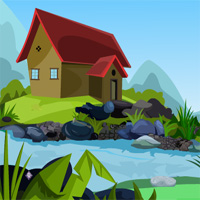 Free online html5 games - GamesZone15 Escape The Lovebirds game