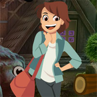 Free online flash games - G4K Visit Girl Rescue Escape