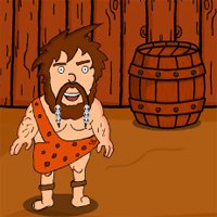Free online flash games - Desert Caveman Rescue