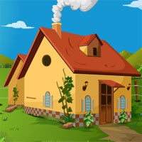 Farm House Escape Using Car KnfGame
