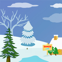 Free online flash games - ZooZooGames New Year Gift Escape game - WowEscape