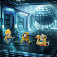 Minion Lab Escape FreeRoomEscape