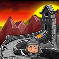 Free online flash games - MonkeyHappy Monkey Go Happy Stage 169 game - WowEscape