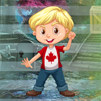 Free online flash games - Games4King Saltation Boy Escape game - WowEscape