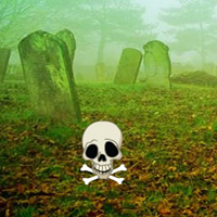 Free online flash games - Skeleton Cemetery Land Escape game - WowEscape