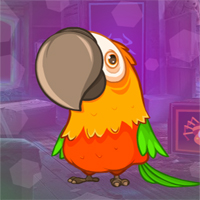 Free online flash games - G4K Winsome Parrot Escape
