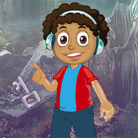 Free online flash games - G4K Grin Boy Escape