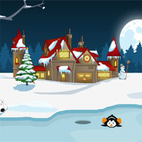 Free online flash games - Escape From The Northpole Christmas