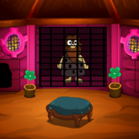 Free online html5 games - G2M Caveman Escape game