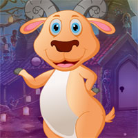 Free online flash games - G4k Billy Goat Escape game - WowEscape
