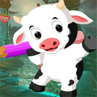Free online flash games - G4k Bull Rescue