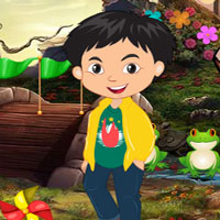 Free online flash games - G4K Cutest Smiling Boy Escape